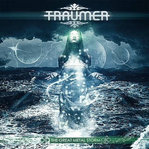 Traumer - Great Metal Storm (CD) - image 1 of 1