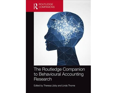 Routledge Companion to Behavioural Accounting Research (Hardcover) - image 1 of 1