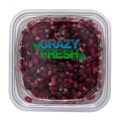 Crazy Fresh Pomegranate Arils - 6oz