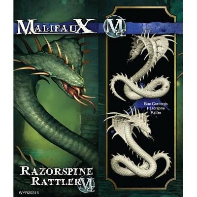 Razorspine Rattler (2014 Edition) Miniatures Box Set