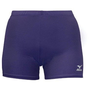 "Mizuno Youth Girl's Vortex 4"" Inseam Volleyball Shorts"