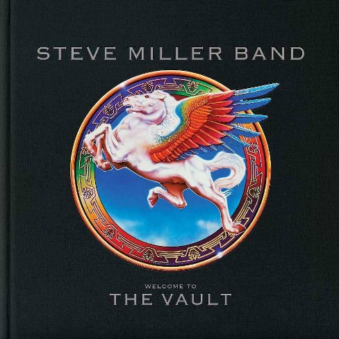 Steve Band Miller - Welcome To The Vault (CD) - image 1 of 1