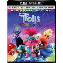 Trolls World Tour (4K/UHD)