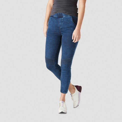 DENIZEN® from Levi's® Women's High-Rise Moto Jeggings - (Juniors') - image 1 of 4
