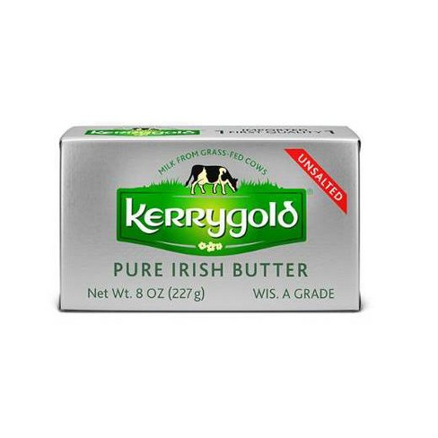 Kerrygold Unsalted Butter - 8oz - image 1 of 1