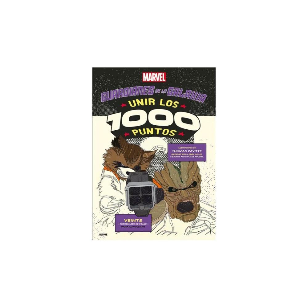 Marvel Guardianes de la Galaxia / Marvel Guardians of the Galaxy : Unir los 1000 puntos / 1000