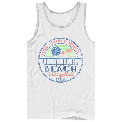Men's Lost Gods Beach Volleyball USA Tank Top