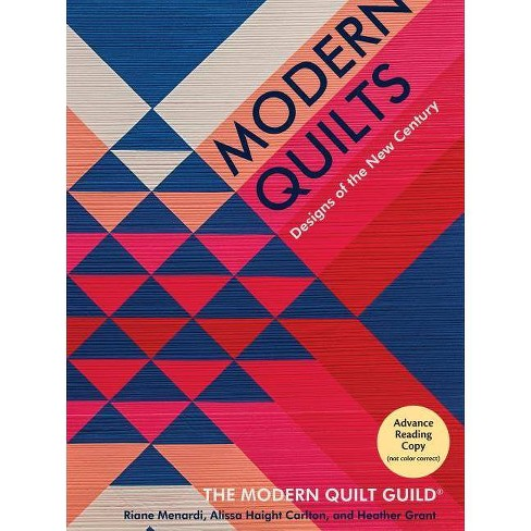 Modern Quilts - (Hardcover) - image 1 of 1