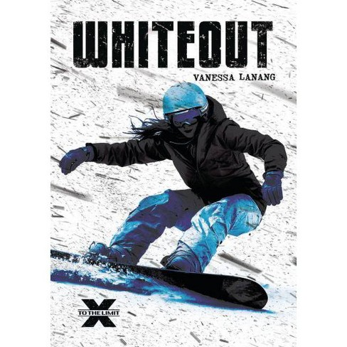 Whiteout - (To the Limit) by  Vanessa Lanang (Hardcover) - image 1 of 1