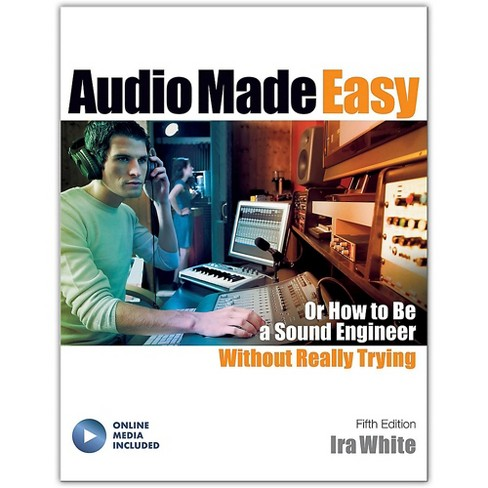 Hal Leonard Audio Made Easy Book Series Softcover Media Online Written by Ira White - image 1 of 1