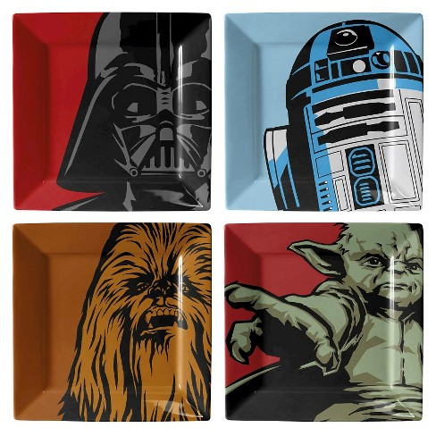 Plates Star Wars - image 1 of 1