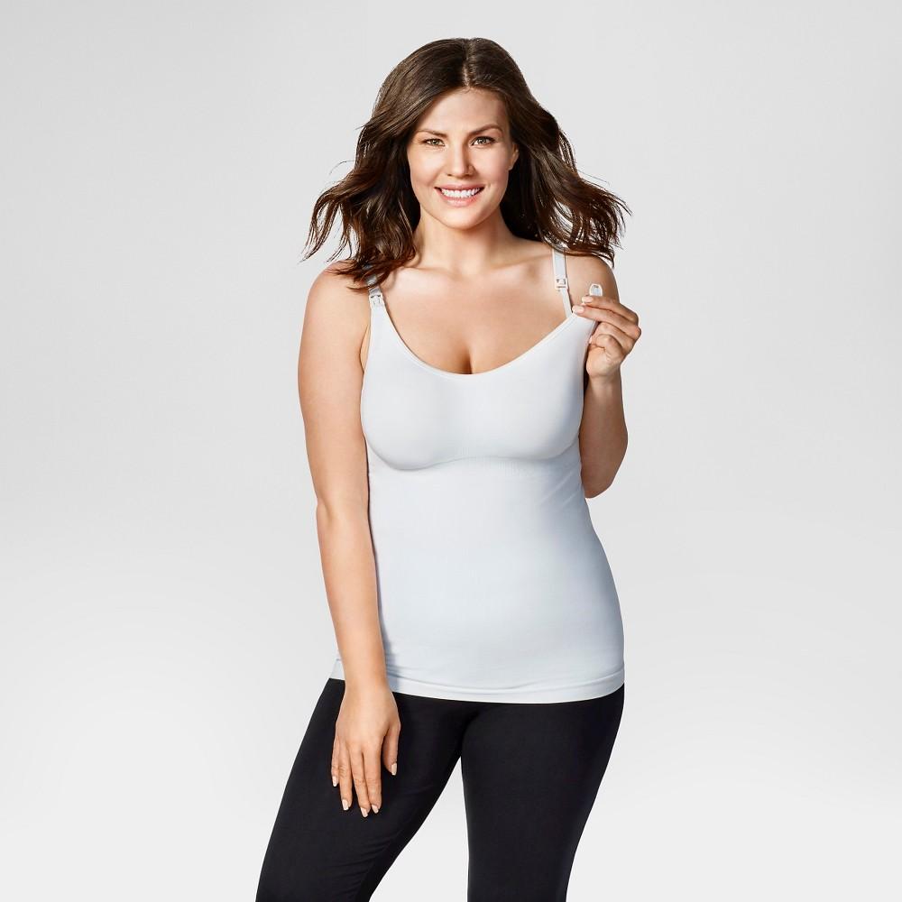 Bravado Designs Women's Body Silk Seamless Nursing Cami -...