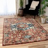 Mosaic Antique Merekan Woven Rug - Orian Woven Rugs - image 2 of 4