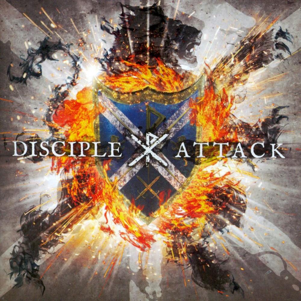 Disciple - Attack (CD), Pop Music