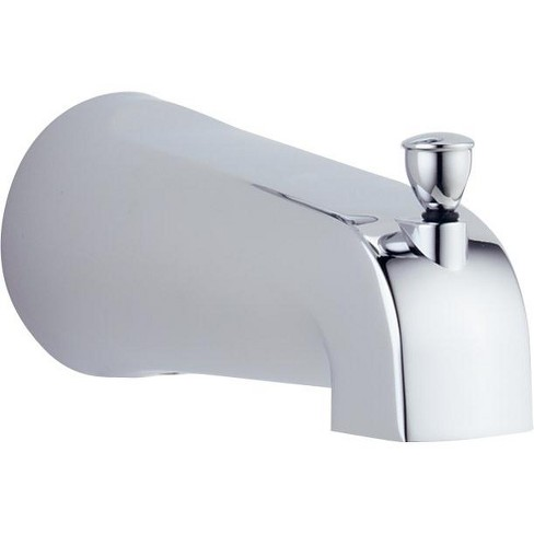 """Delta Faucet RP64721 7"""" Pull-Up Diverter Wall Mounted Tub Spout - image 1 of 1"""