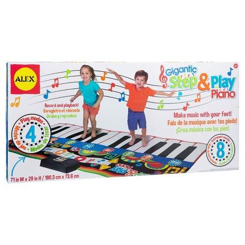 Alex Toys Gigantic Step & Play Piano - image 1 of 6