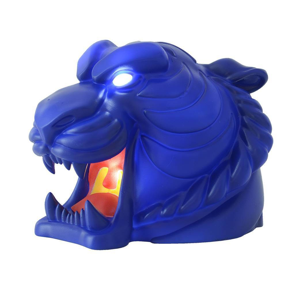 Image of Aladdin Cave of Wonders Nightlight Table Lamp Blue