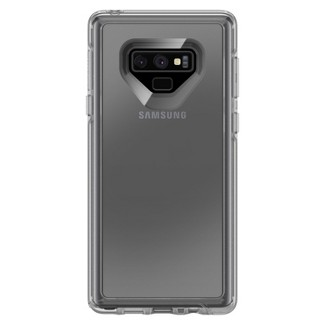 OtterBox Samsung Note9 Symmetry Sequoia Case - Clear