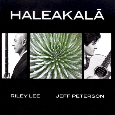 Riley Lee/Jeff Peterson - Haleakala (CD) - image 1 of 1