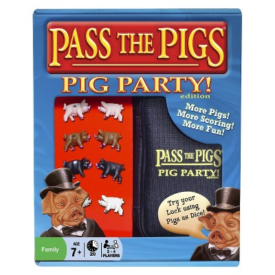 Pass the Pig Game Party Edition