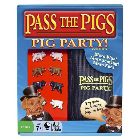 Pass the Pig Game Party Edition - image 1 of 2