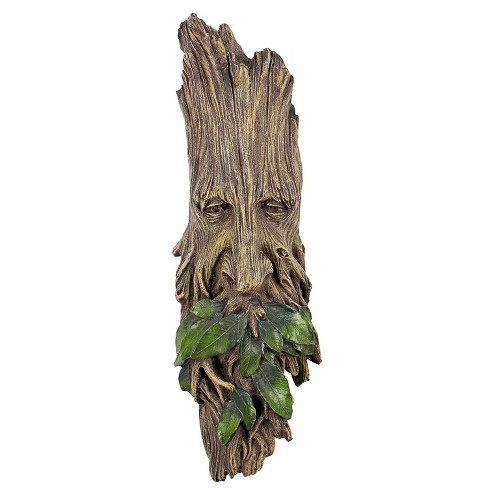 Design Toscano Cl6218 Whispering Wilhelm Lawn Ornament Tree Face Ent Sculpture Target