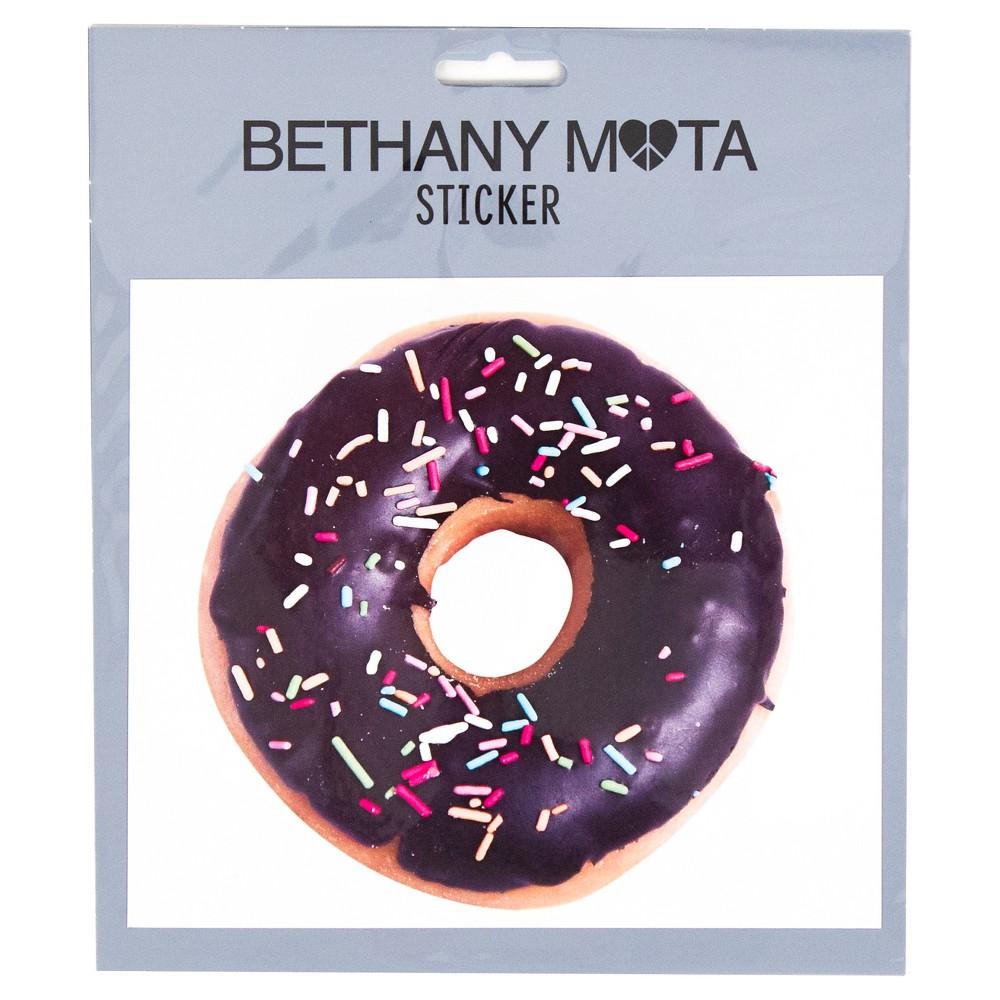 Bethany Mota Donut Sticker