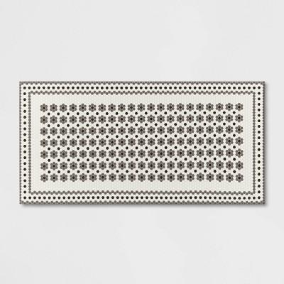 Penny Tile Vinyl Accent Mat - Threshold™
