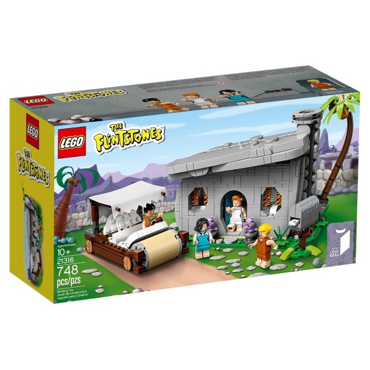 LEGO The Flintstones 21316 image number null