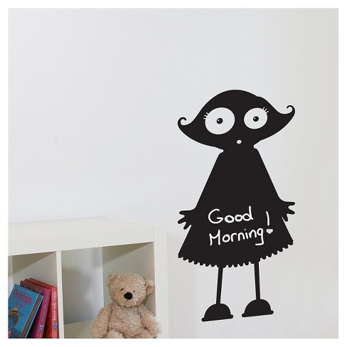 Louison Wall Decal - Black - image 1 of 1