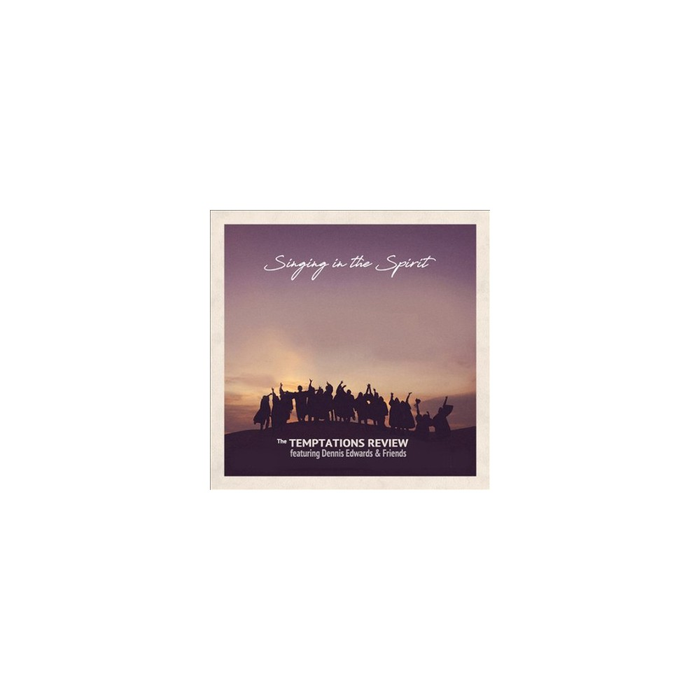 Temptations Review - Singing In The Spirit (CD)