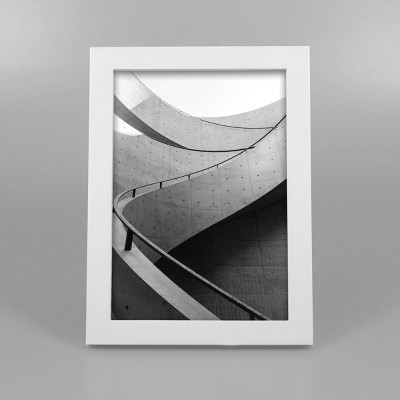 5  x 7  Thin Single Picture Frame White - Made By Design™