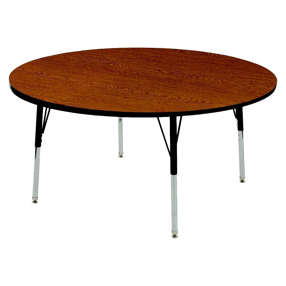 Kids' Round Table 48 - ECR4Kids, Wood