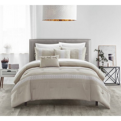 Brye Bed in a Bag Comforter Set - Chic Home Design