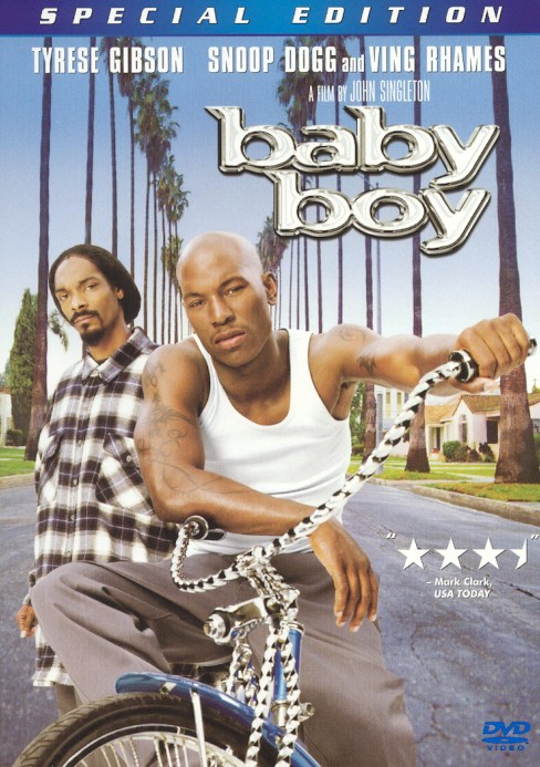 Baby Boy (Special Edition) (dvd_video) - image 1 of 1