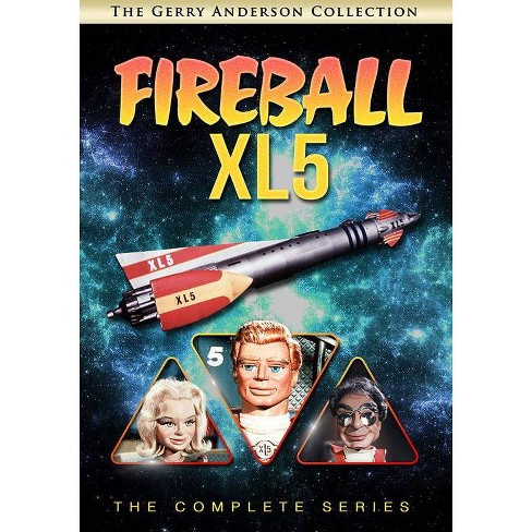 Fireball XL5: The Complete Series (DVD) - image 1 of 1