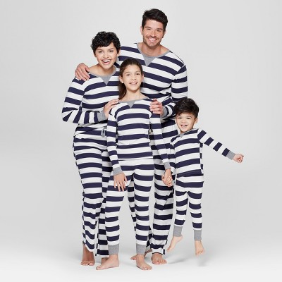 75d7a38d87f Navy Stripe Family Pajamas Collection   Target