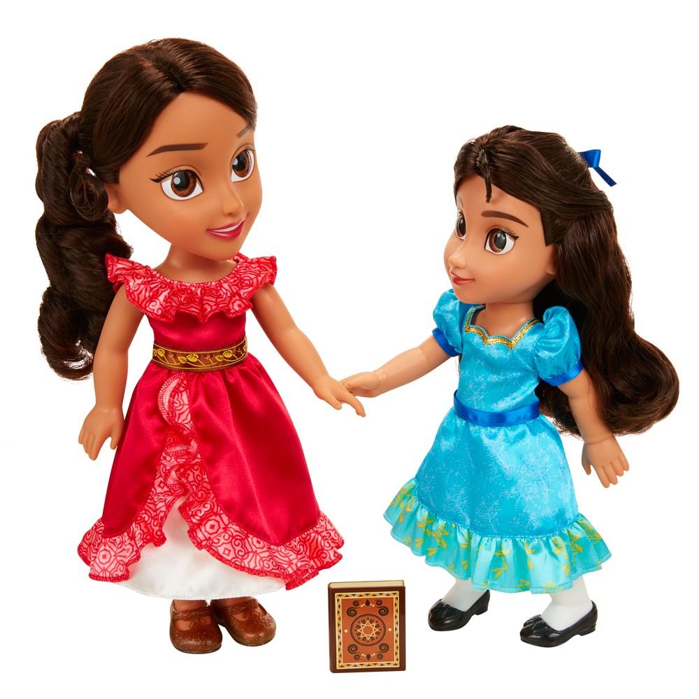 Disney Elena of Avalor Elena & Isabel Deluxe Pack (Exclusive)