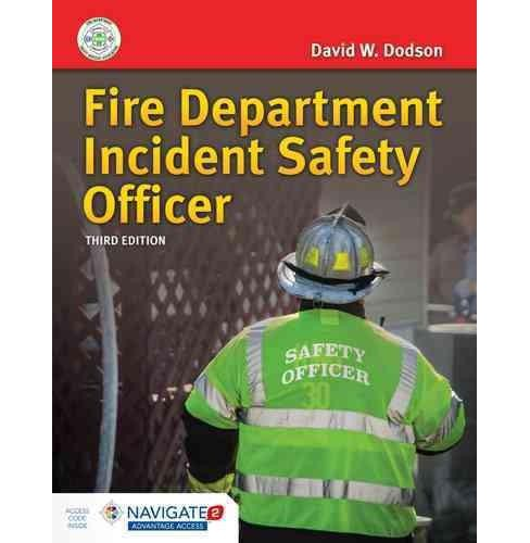 Fire Department Incident Safety Officer (Paperback) (David W. Dodson) - image 1 of 1