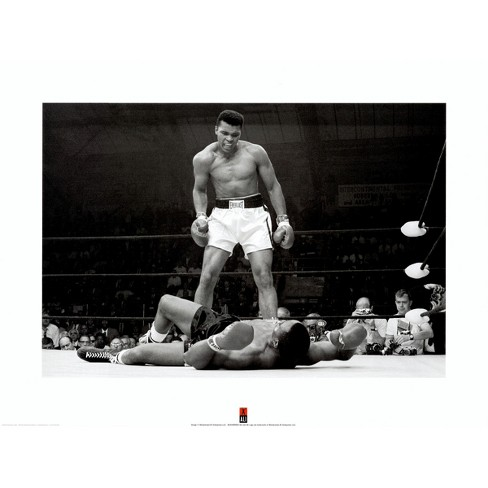 Art.com - Muhammad Ali vs. Sonny Liston - image 1 of 3