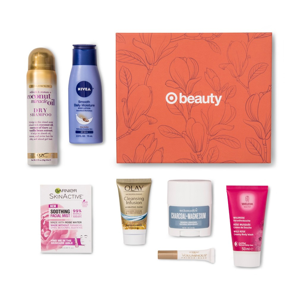 Target Beauty Box - September, Multi-Colored
