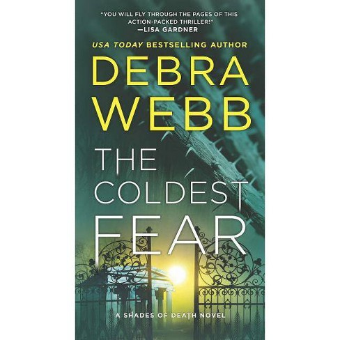 The Coldest Fear - (Shades of Death) by  Debra Webb (Paperback) - image 1 of 1