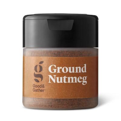 Ground Nutmeg - 0.9oz - Good & Gather™