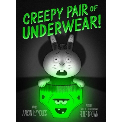Image result for creepy underwear kids books