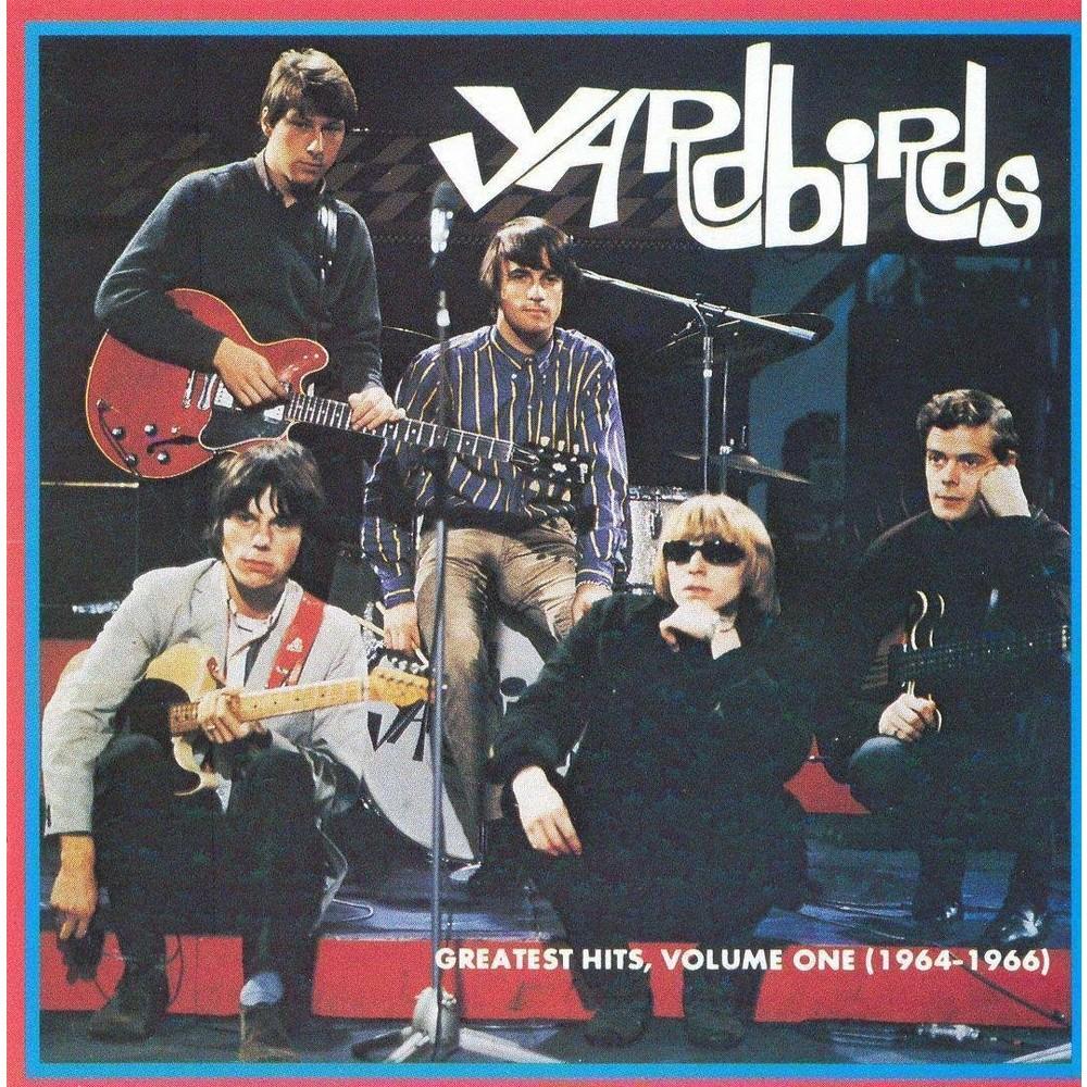 The Yardbirds Greatest Hits Vol 1 1964 1966 Cd