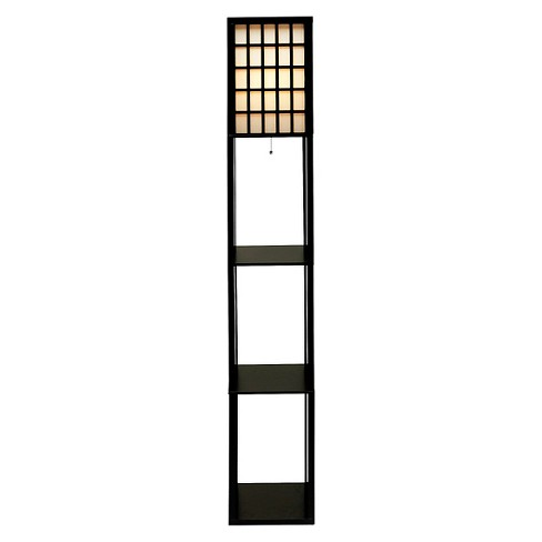 Adesso Middleton Floor Lamp - Black - image 1 of 1