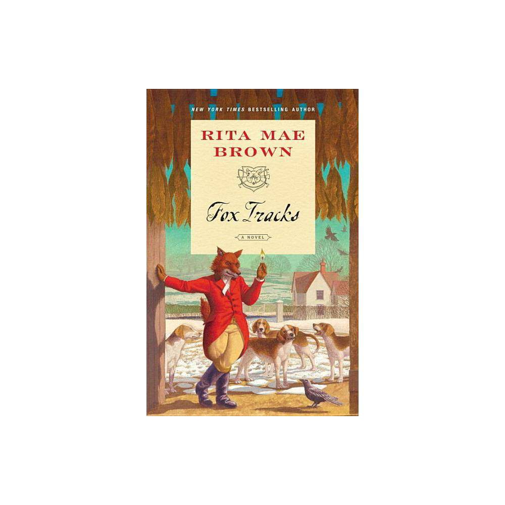 Fox Tracks Sister Jane By Rita Mae Brown Paperback