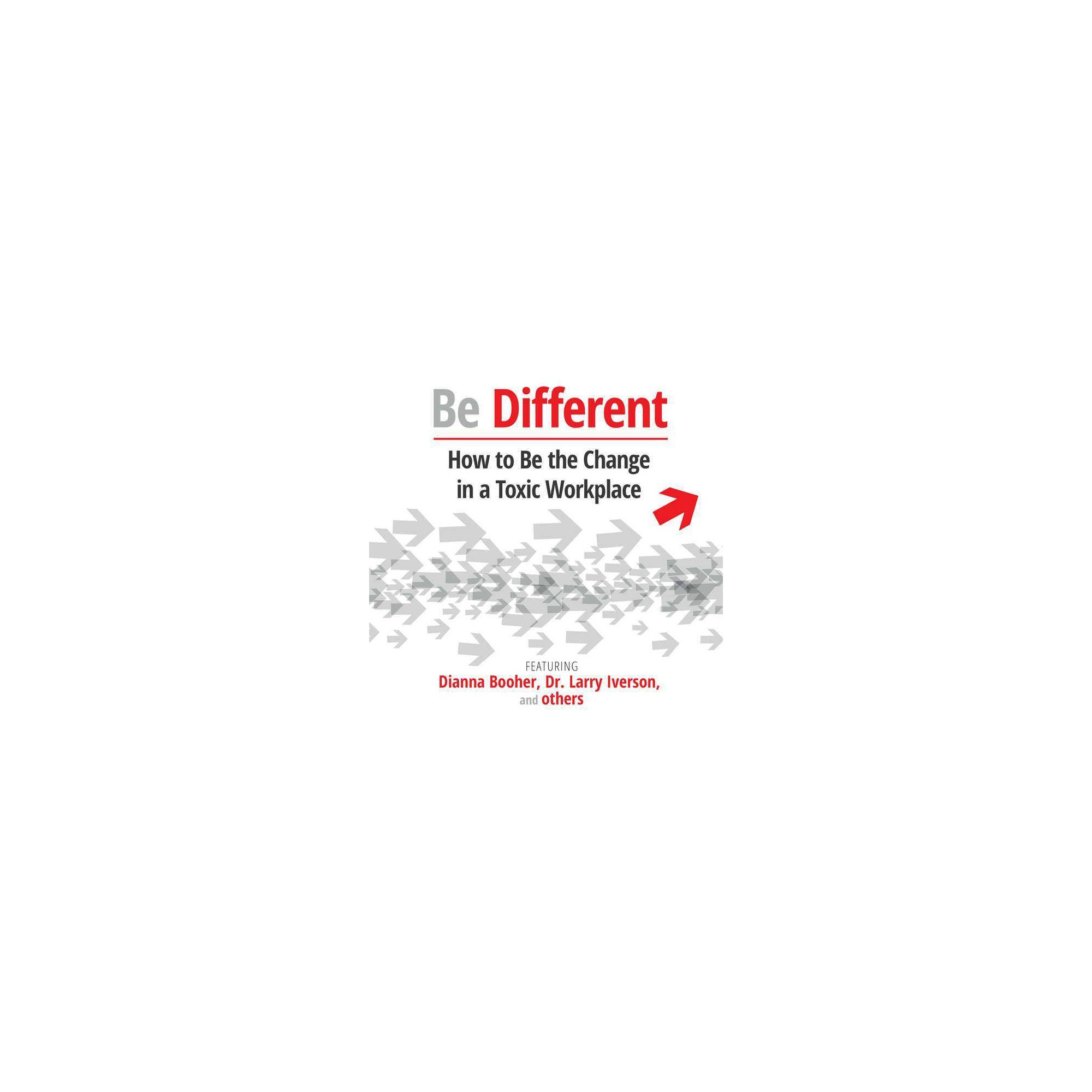 Be Different - (AudioCD), Books