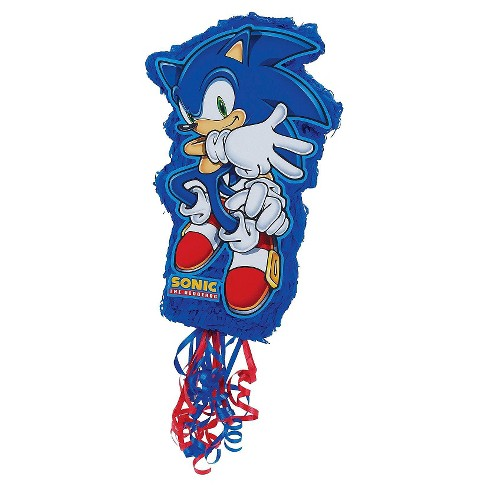 Sonic the Hedgehog Pinata - image 1 of 1