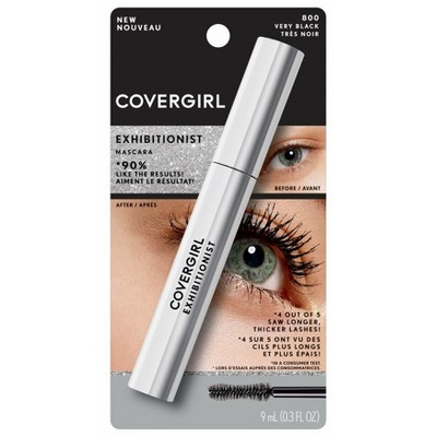 Mascara & Lashes: Covergirl Exhibitionist Waterproof